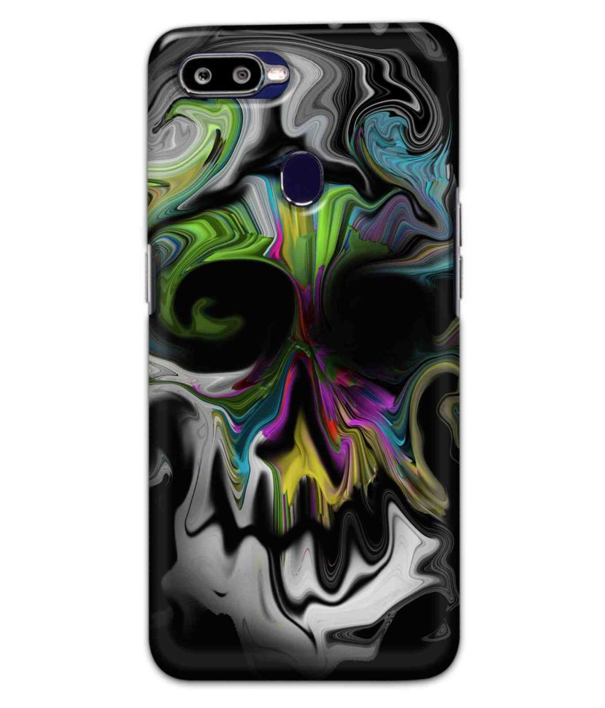 Oppo F9 Pro Printed Cover By Printor