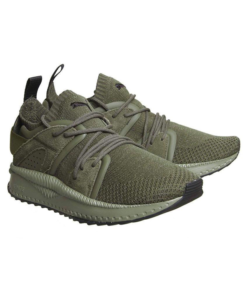 Puma Green Running Shoes - Buy Puma