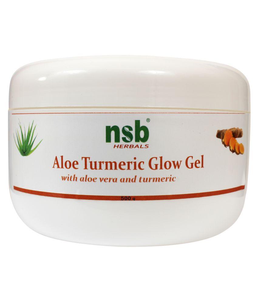 nsb herbals Aloe Turmeric Gel Moisturizer 500 gm
