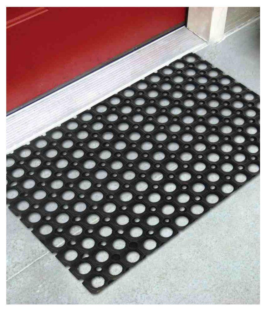 Status Gray Single Floor Mat