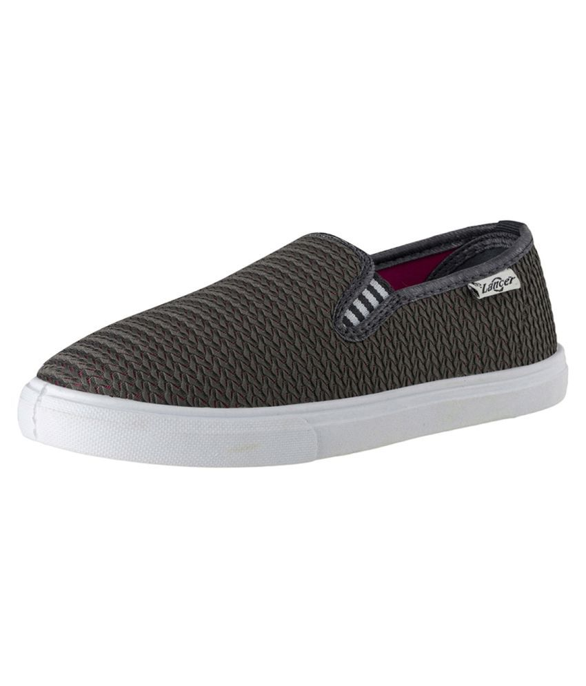 Lancer Gray Casual Shoes