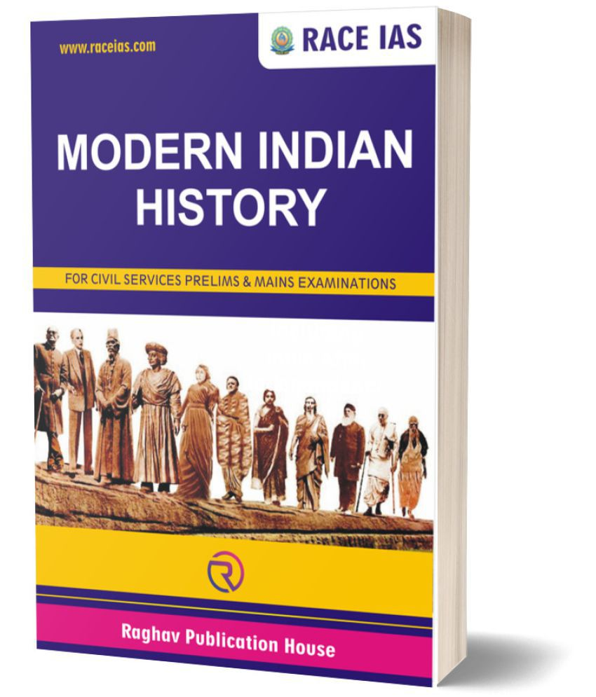 Modern Indian History by RACE IAS