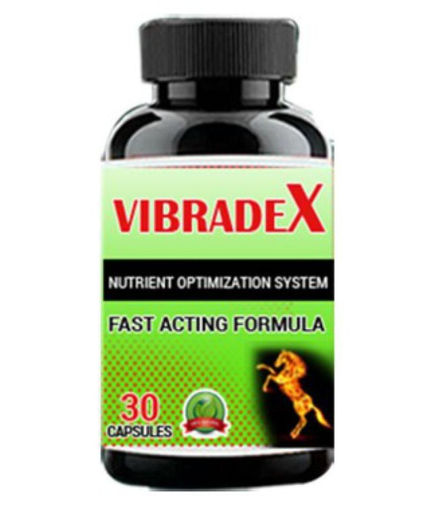 Zemaica Healthcare Vibradex For Men Power Capsule 100 gm Pack Of 1