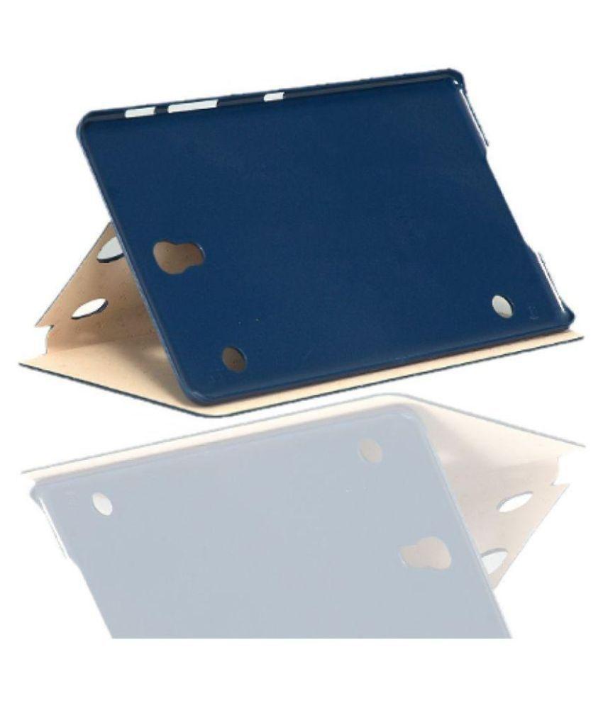 Samsung GALAXY TAB 4  8.0 #034;  / T330 Flip Cover By ikaku Blue