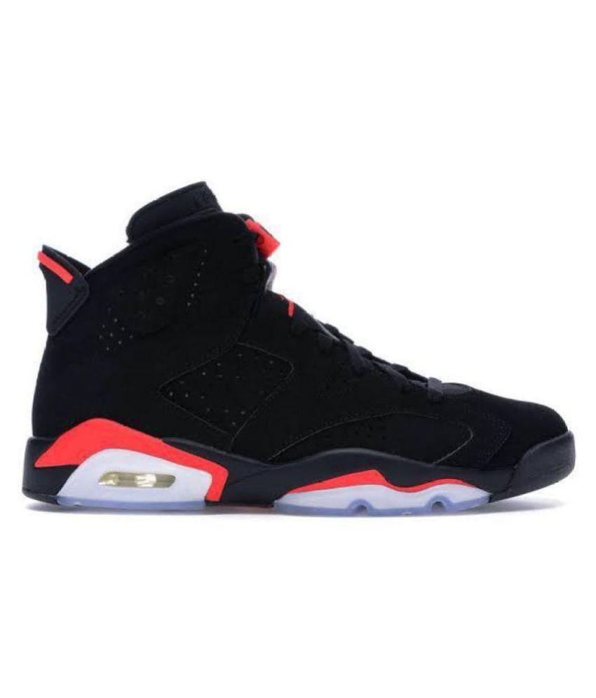 Buy Nike JORDAN 6 RETRO RED Black