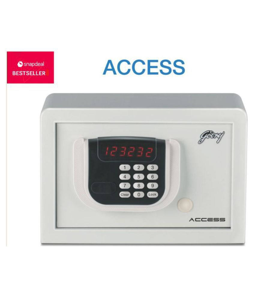 Godrej Access Safe (SEEC9060) With Free Demo