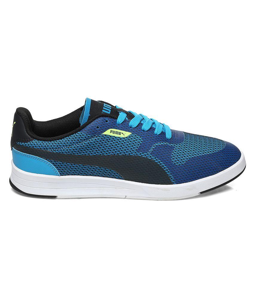 Puma Icra Evo MU IDP Running Shoes Blue