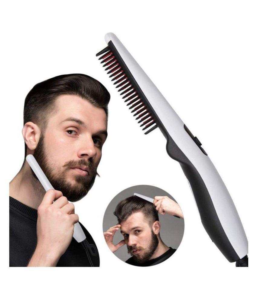 SOFTDARZEE Beard Straightener ( ( Multi-Color ) )