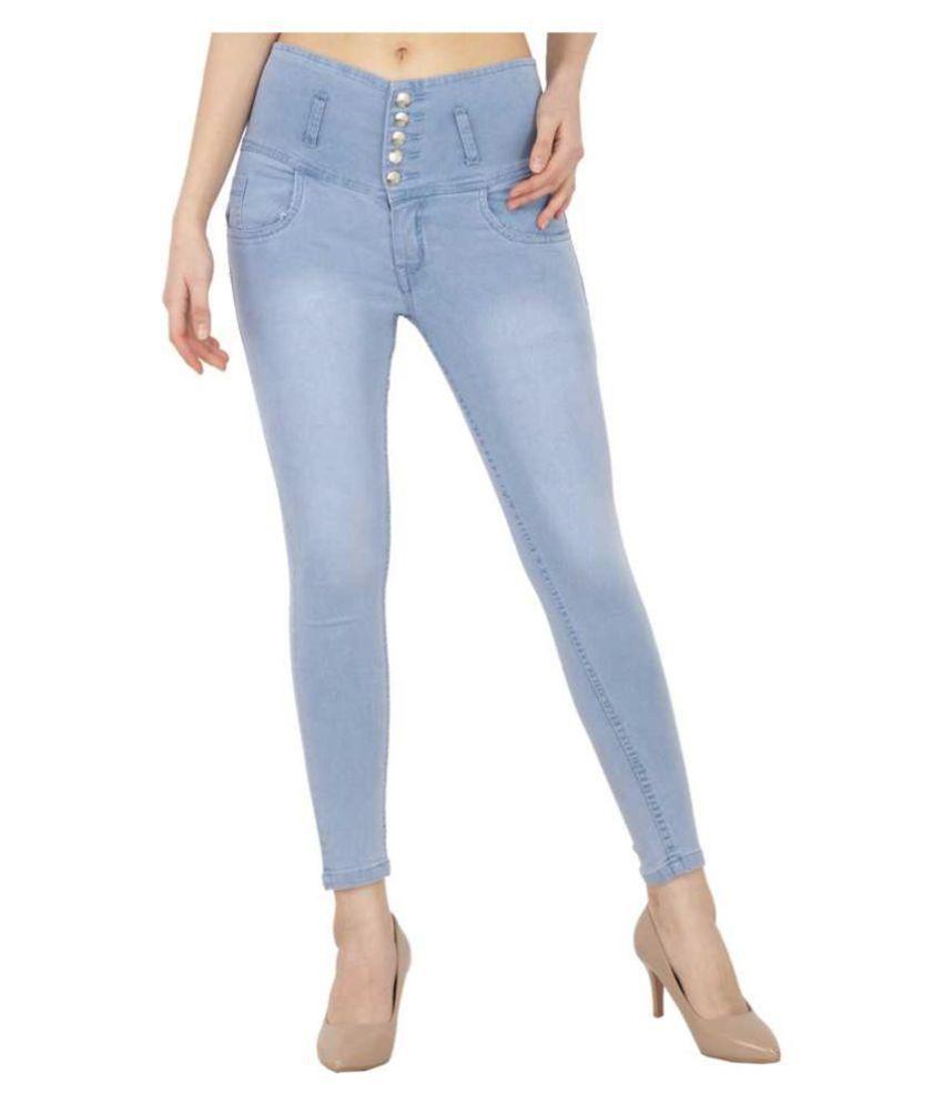 Veravibe Denim Jeans - Blue