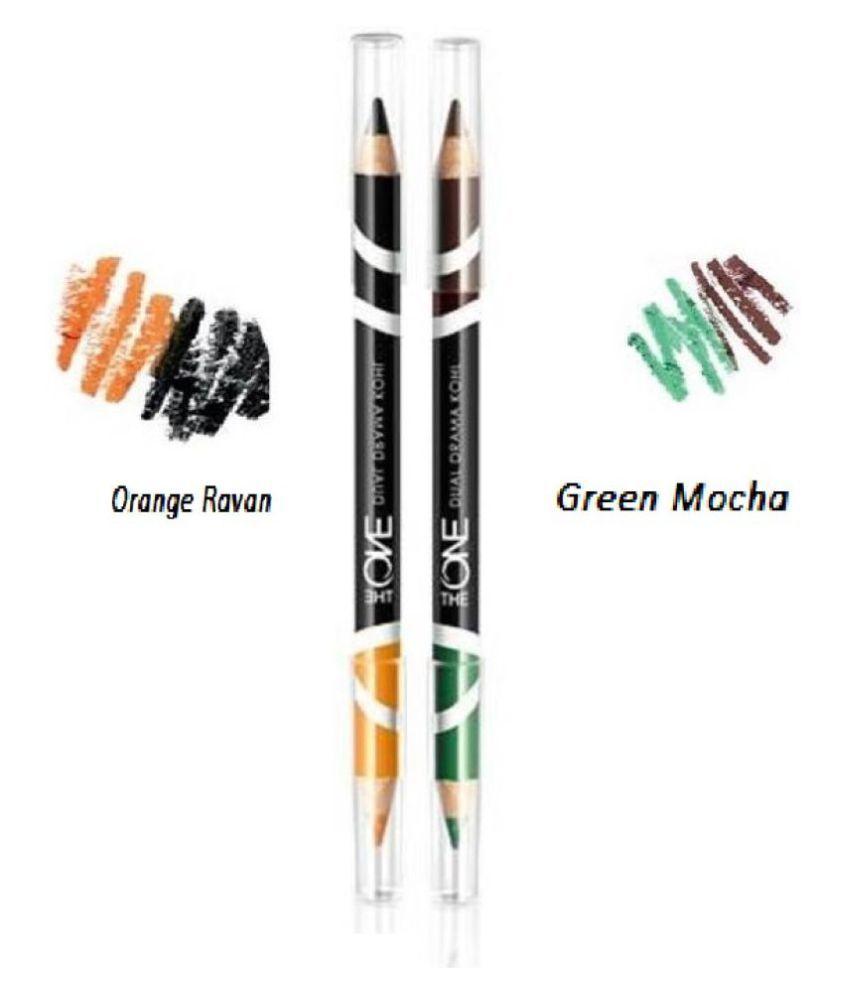 The One Dual Drama Kohl Kajal Pencil Black 5 g