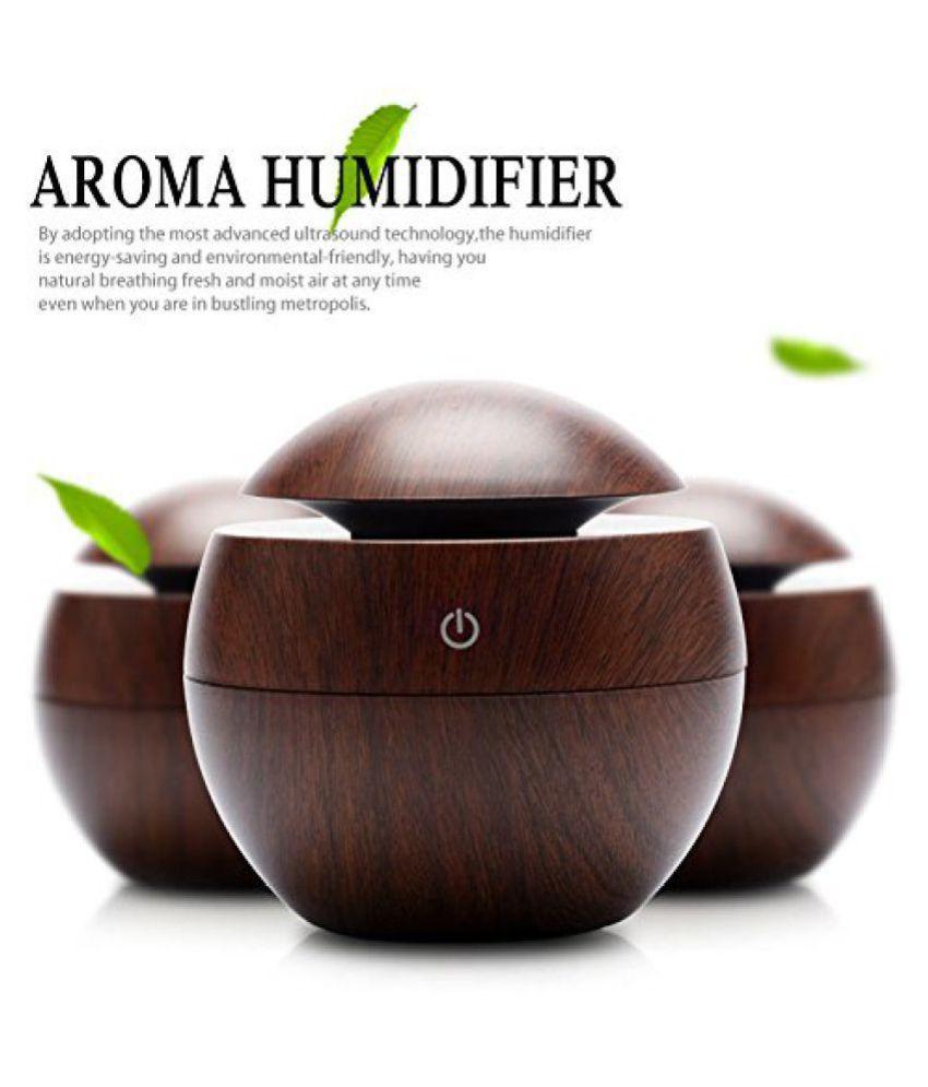 Vency Wooden Atomization Humidifier