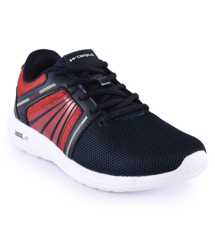 Campus ALTEEZ Blue Running Shoes