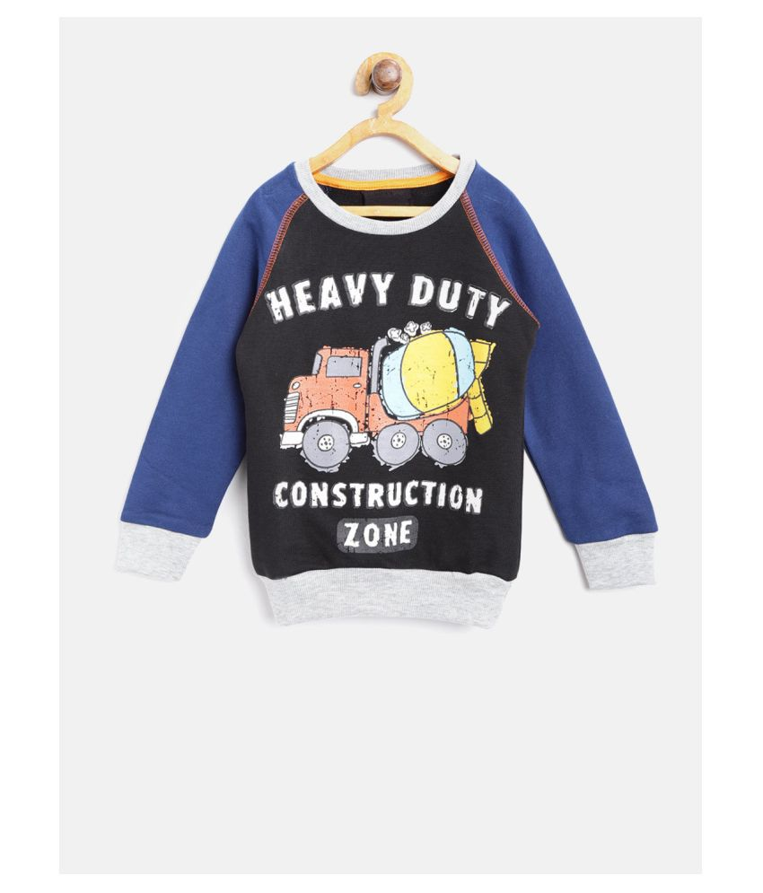 Lazy Shark Boys Sweatshirt