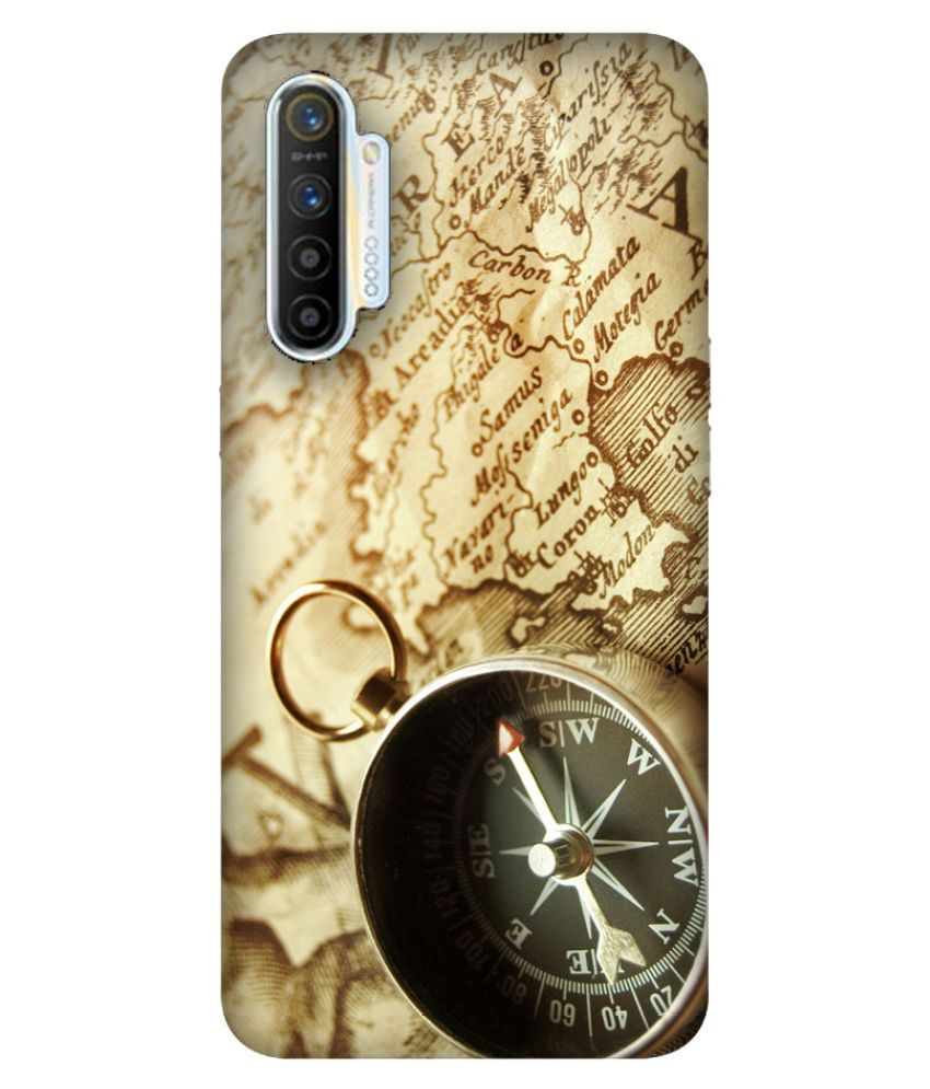Realme XT Printed Cover By Emble