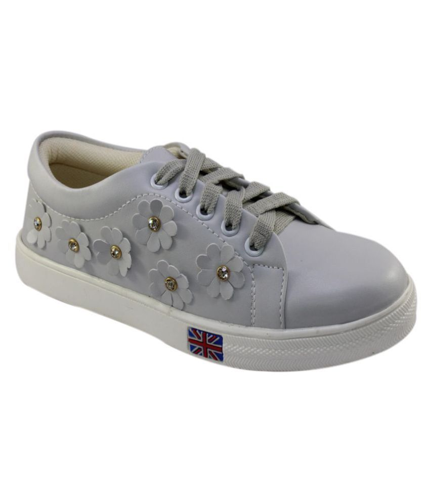 SKOLL Gray Casual Shoes