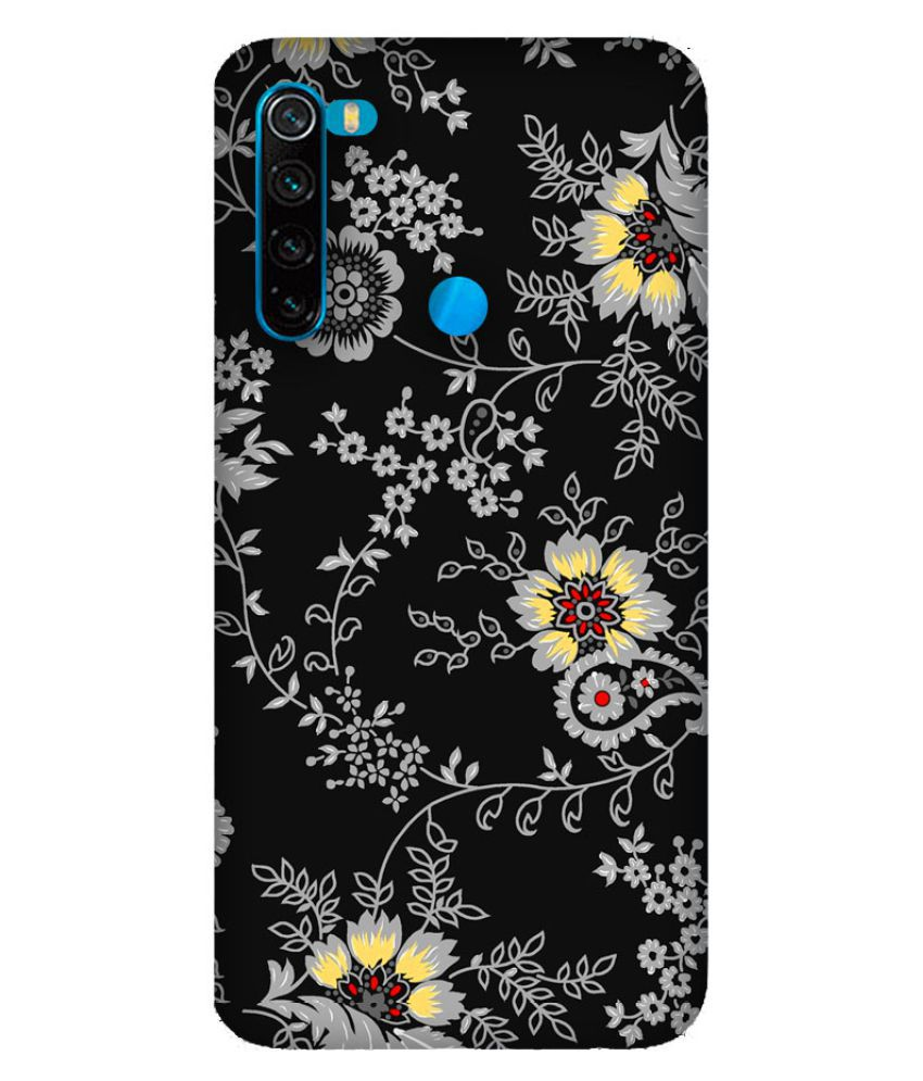 Xiaomi Redmi Note 8 Printed Cover By Emble