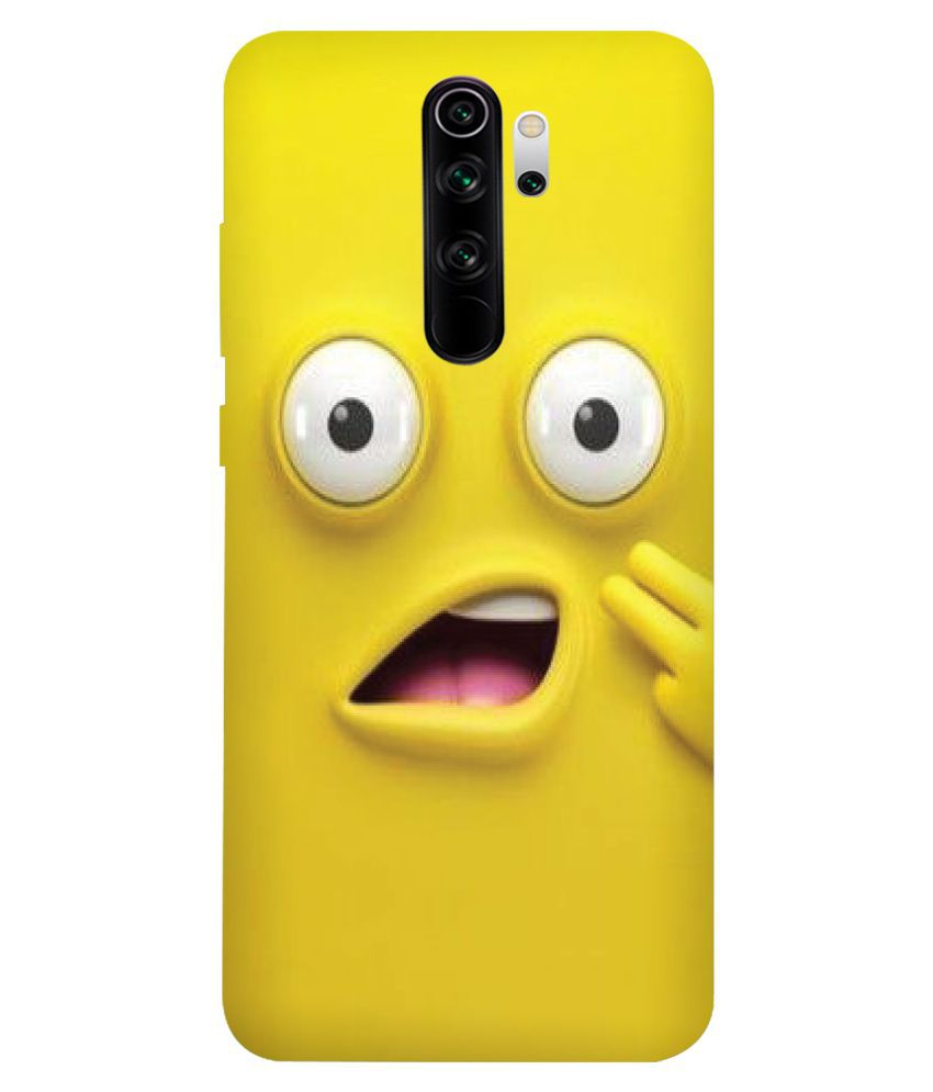 Xiaomi Redmi Note 8 Pro Printed Cover By Ashvah