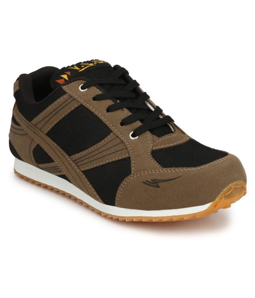 VSS Brown Training Shoes