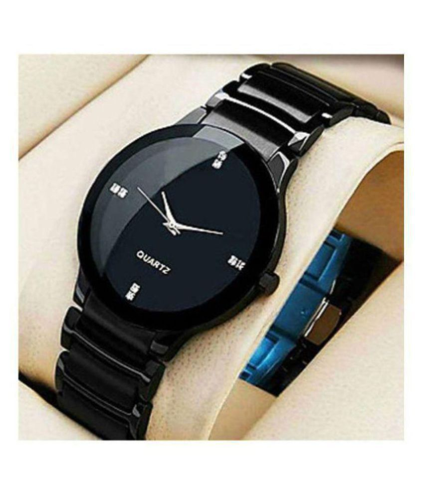 Sparkle Time IIK Collection Metal Analog Men #039;s Watch