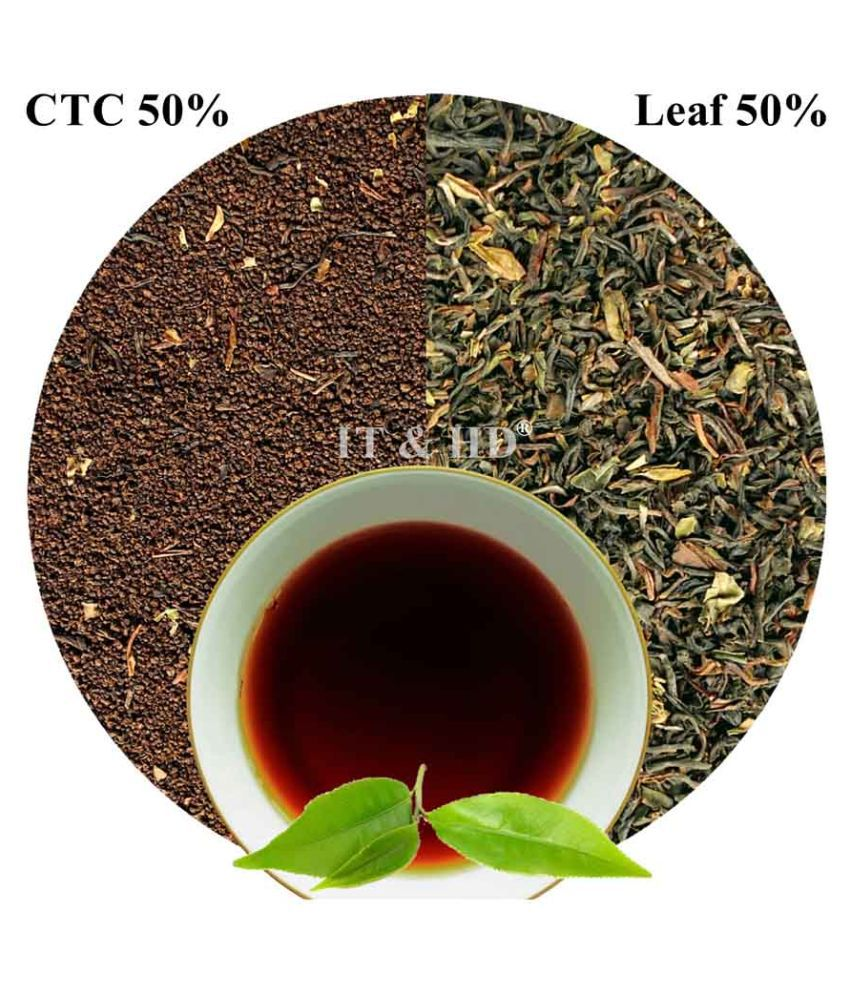 IT & HD Assam Black Tea Loose Leaf 100 gm