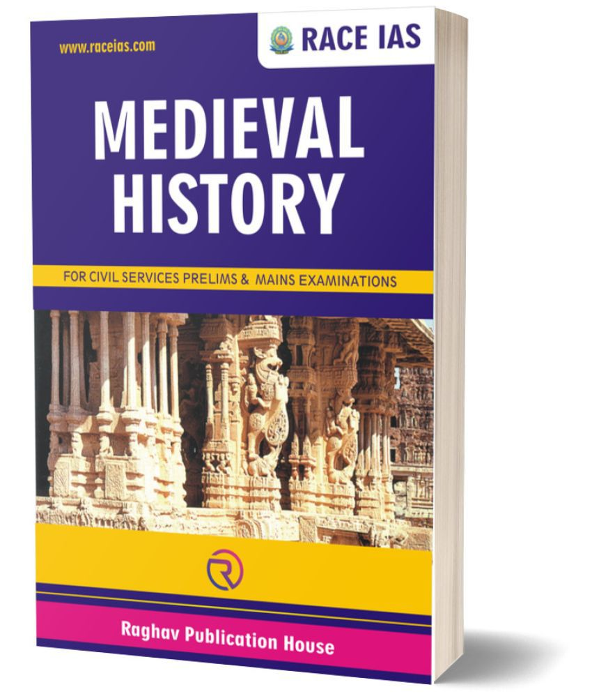 Medieval History - English Medium by RACE IAS