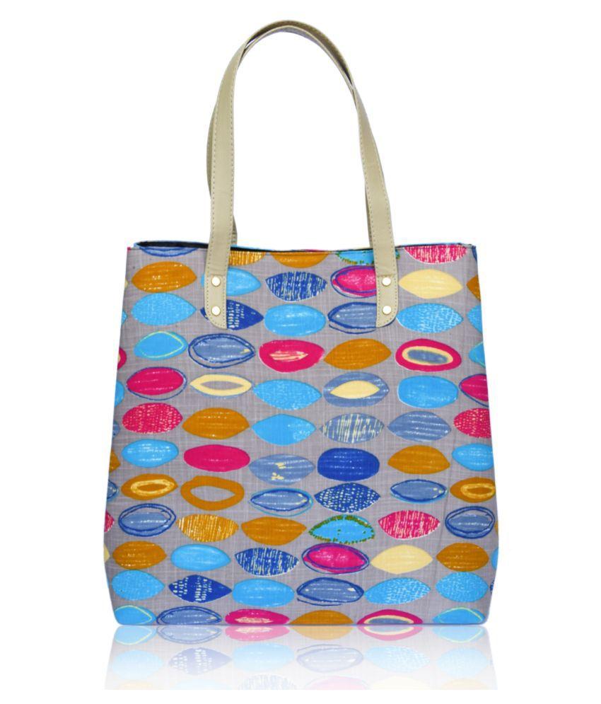 Slayzo Multi Cotton Tote Bag