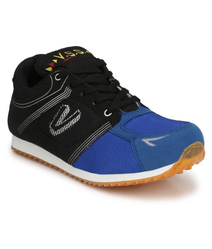 VSS Black Training Shoes