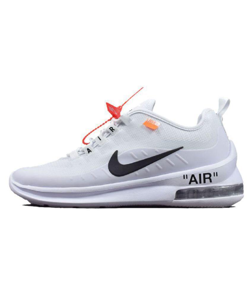 Nike Air Max Axis 2018 White Running