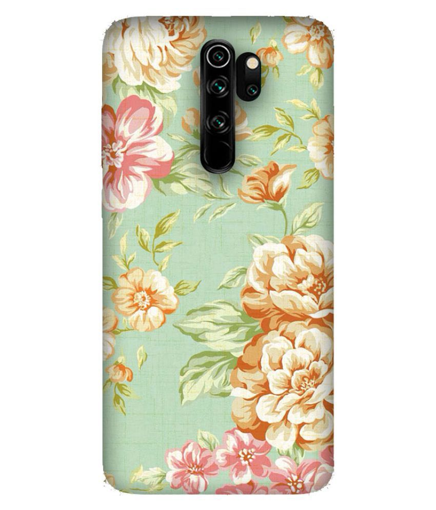 Xiaomi Redmi Note 8 Pro Printed Cover By Emble
