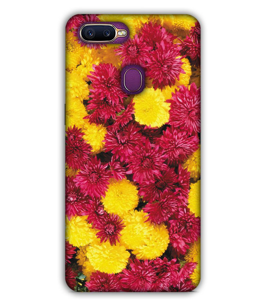 Oppo F9 Pro Printed Cover By Manharry