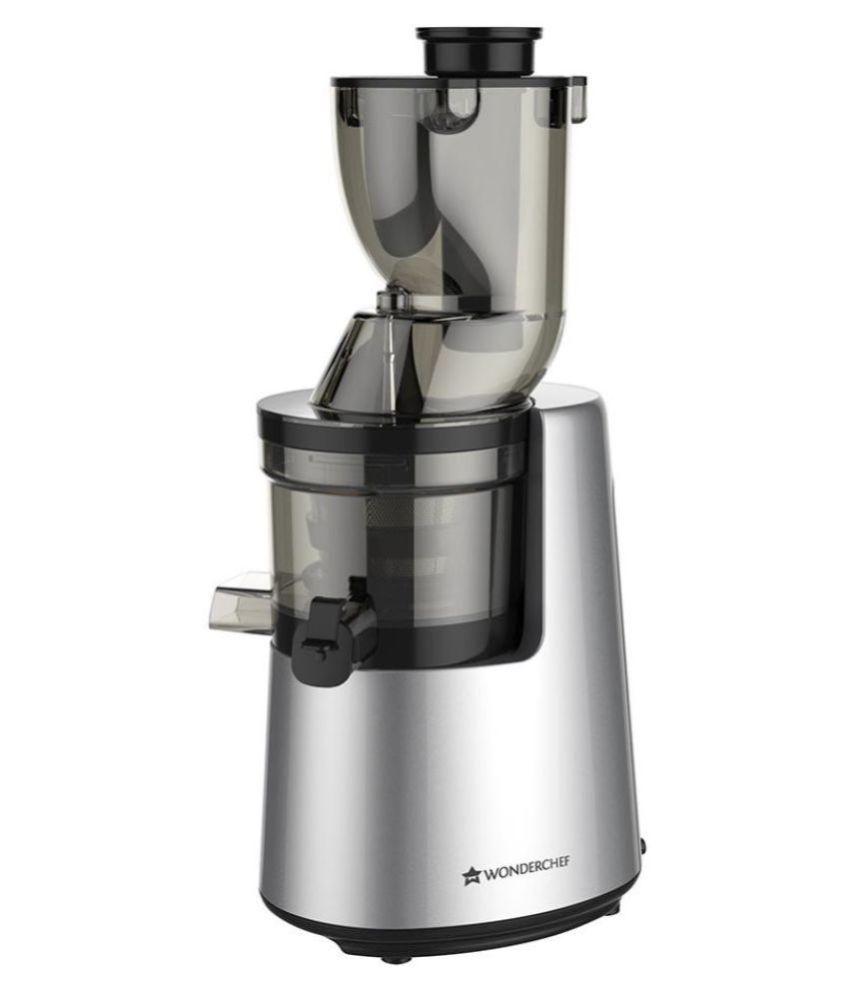 Wonderchef Cold Press V6 200 Watt Slow Juicer