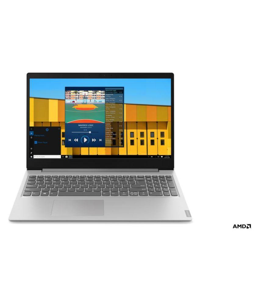 Lenovo Ideapad S145 AMD RYZEN 3 3200U 15.6-inch FHD Laptop (4GB/1TB/Windows 10/Office 2019/Grey/1.85Kg),81UT001CIN