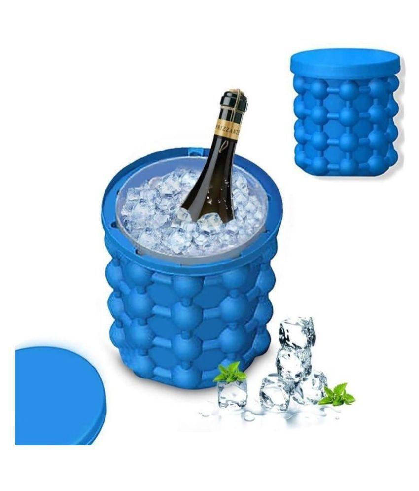 BYTRADE Ice-Cube-Maker Dark Blue 1 Pcs