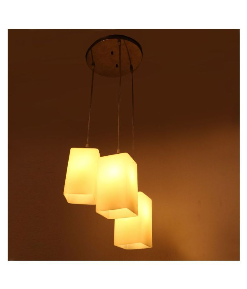 AFAST 7W Square Ceiling Light 80 cms. - Pack of 1