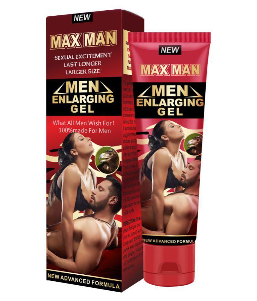 Max Man Body Gel ( 50 g )