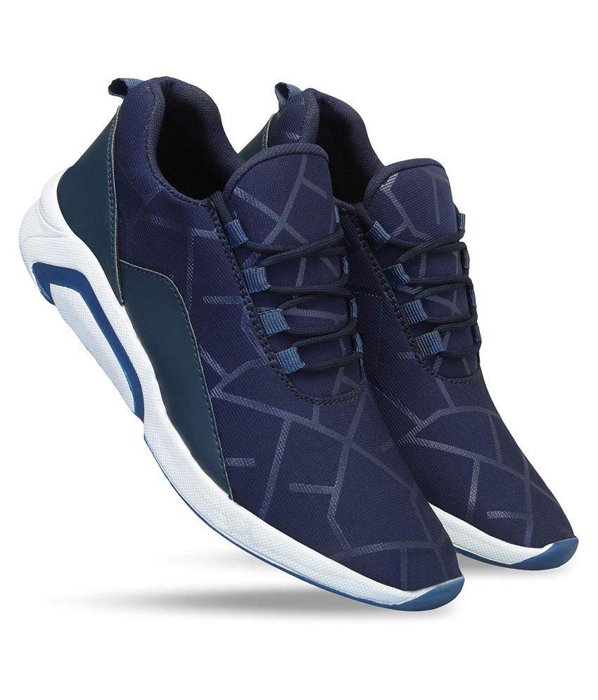 ROBBIE JONES Sneakers Blue Casual Shoes