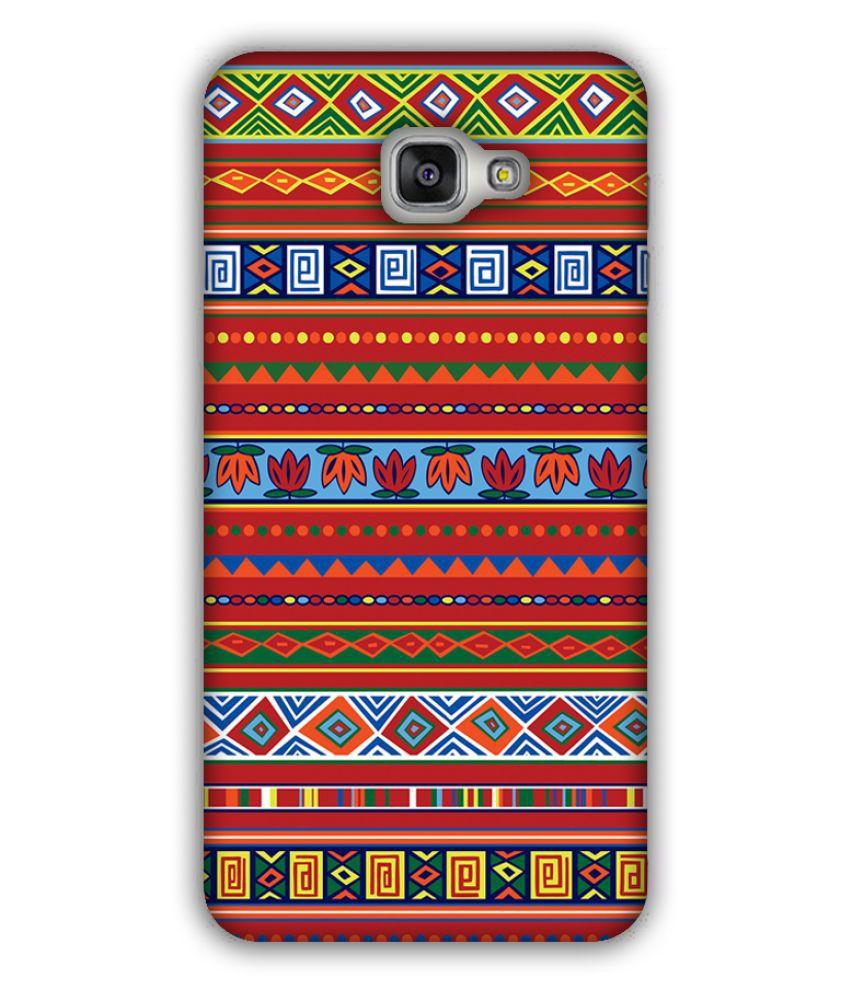 Samsung Galaxy A7 2016 Printed Cover By Manharry