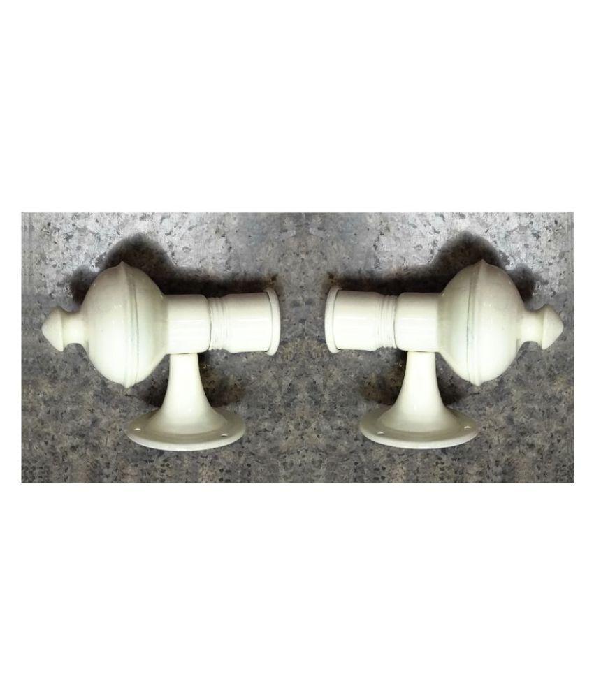FapBadri ® Single Wrought Iron Single Rod Bracket