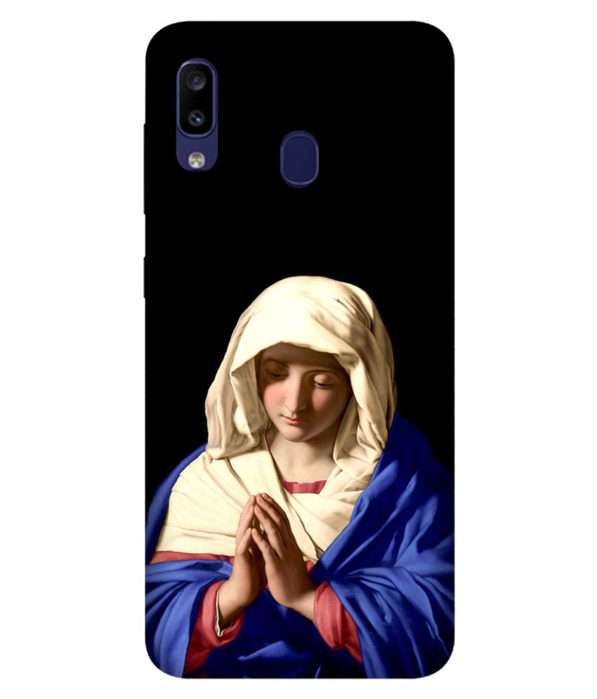 Samsung Galaxy M10s Printed Cover By Emble