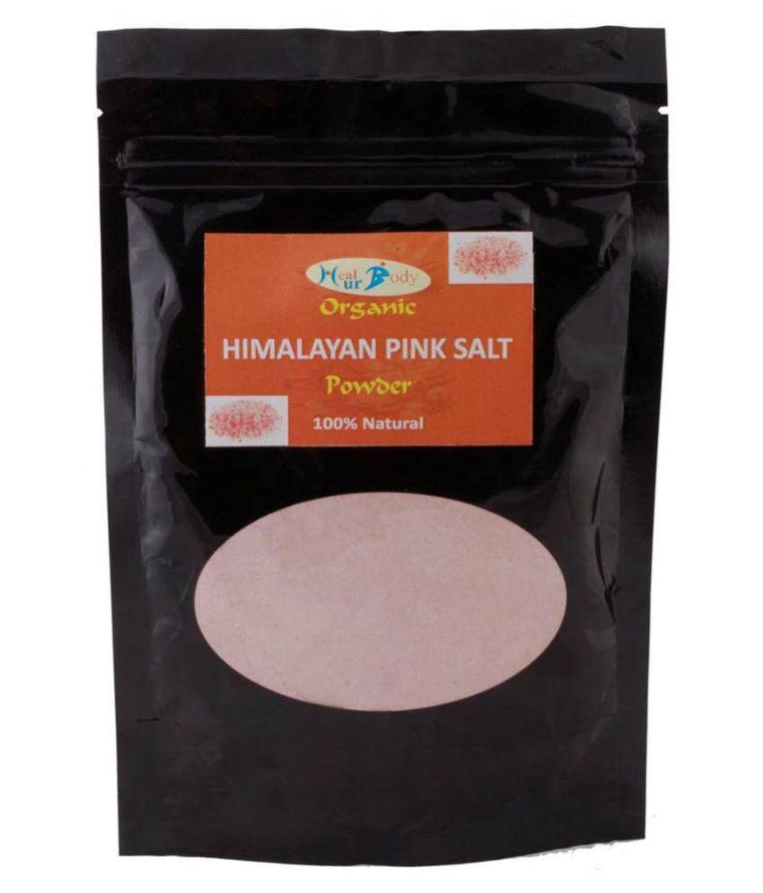 HealUrBody Himalayan Pink Salt 400 gm Pack of 3