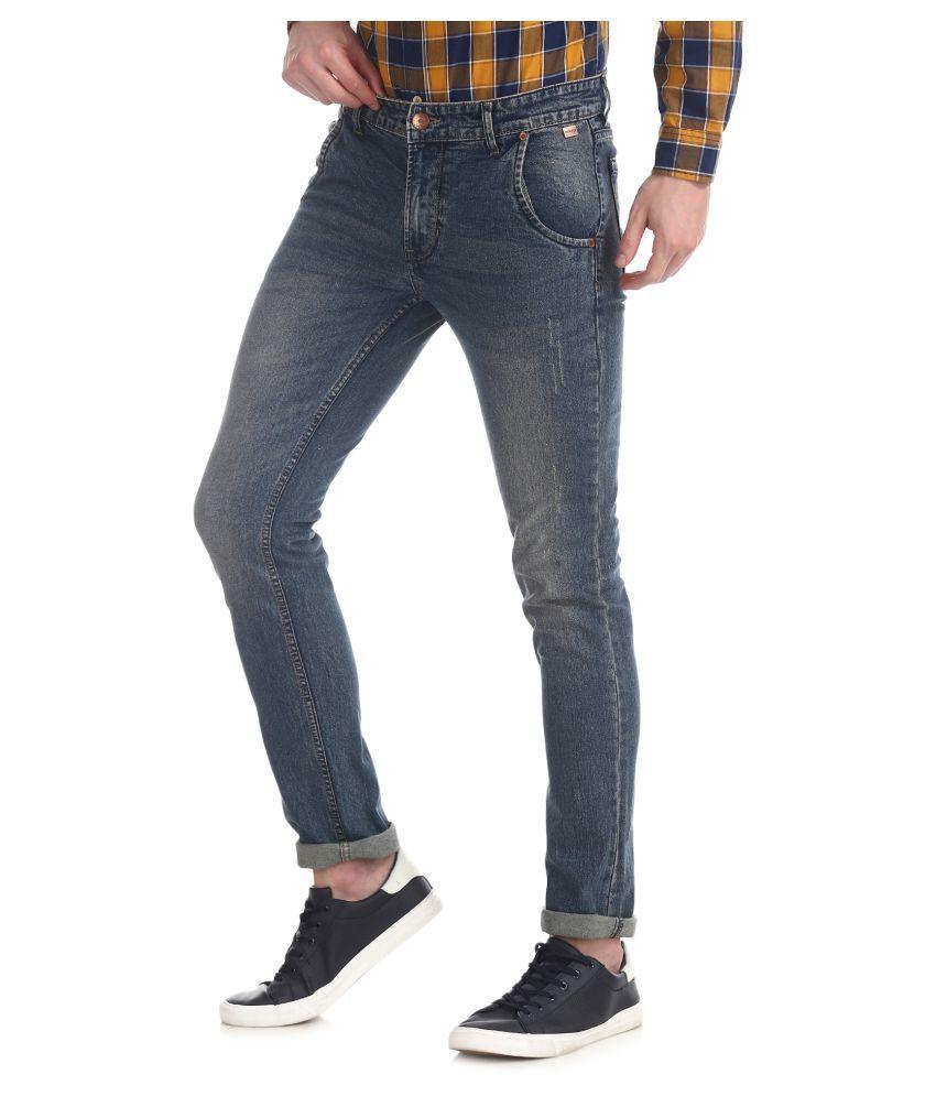 Cherokee Blue Slim Jeans