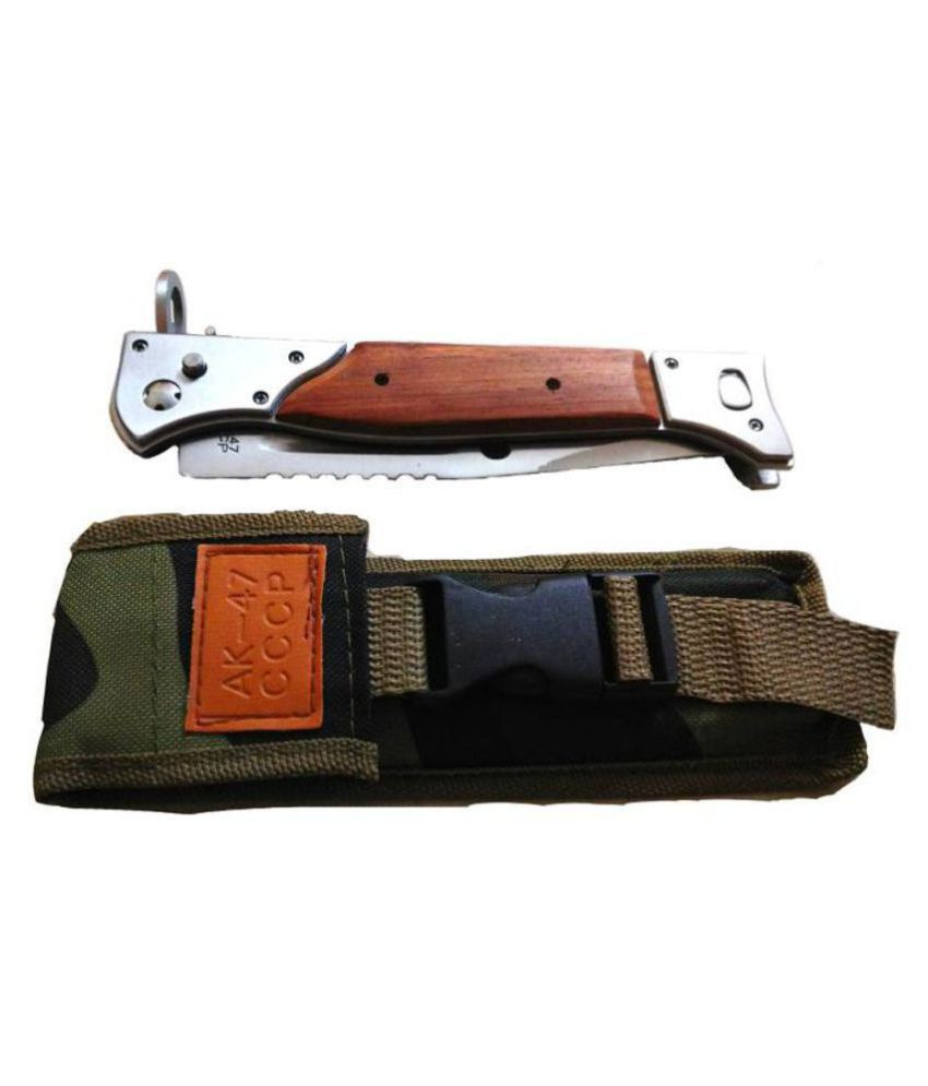 IMPERIAL  AK-47 Heavy Foldable Pocket Knife(18 cm)