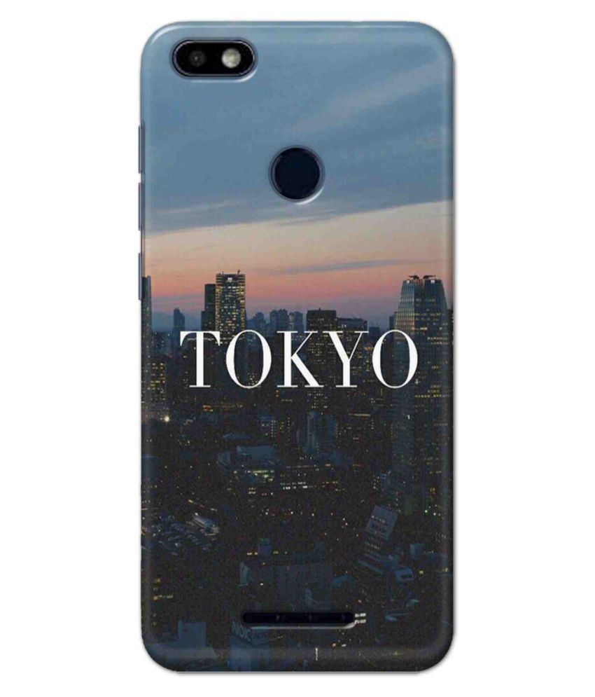 Lava Z91 Printed Cover By etechnic