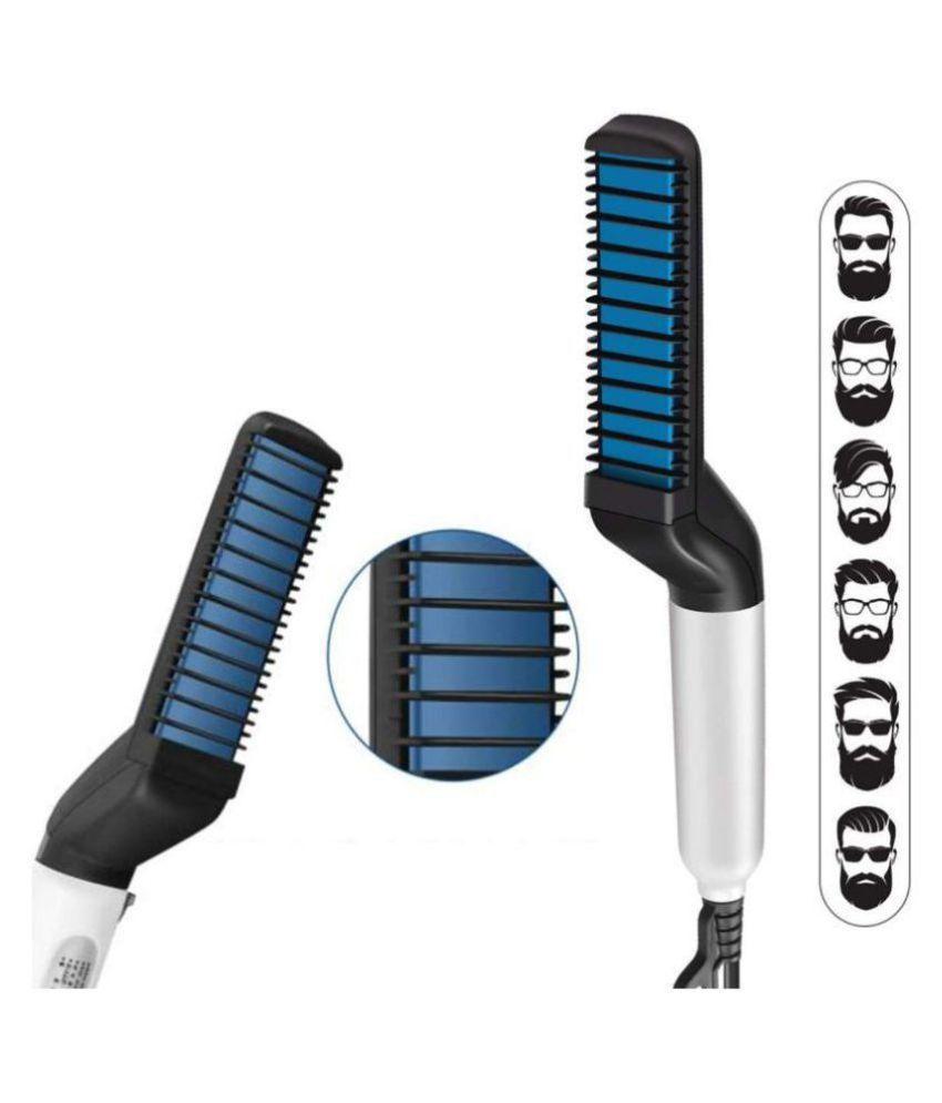 Signatron MENS HAIR STYLER Hair Straightener ( BLACK )