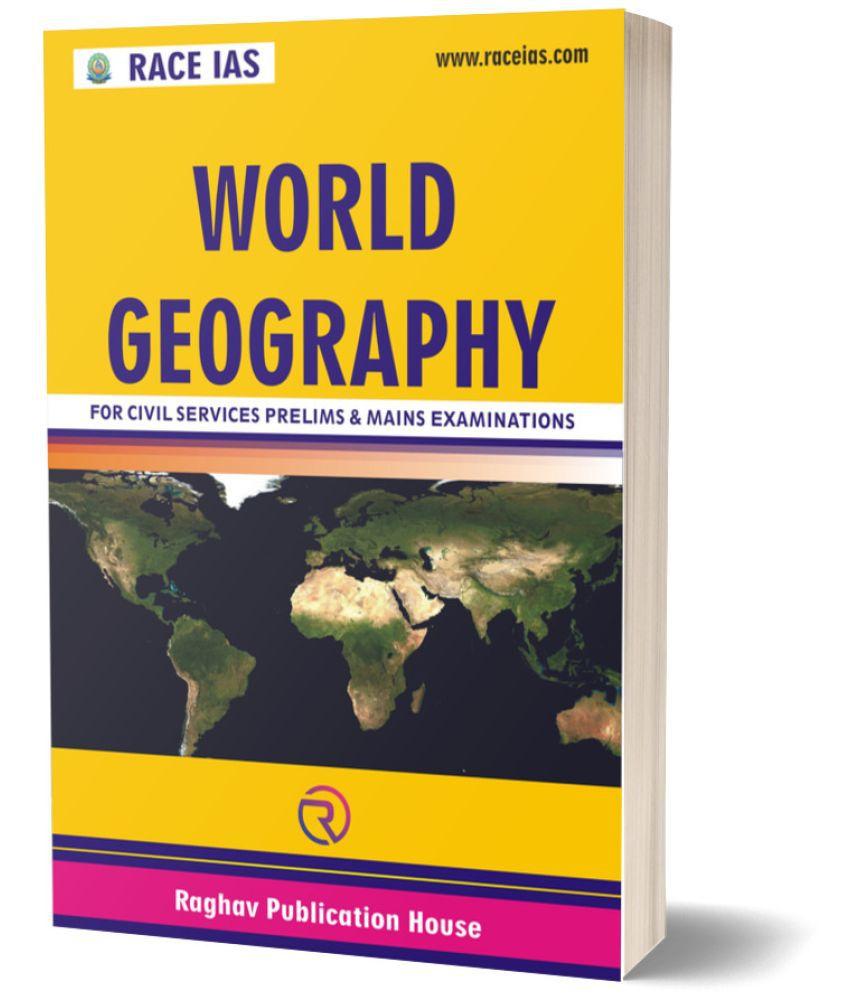 World Geography (English Medium)