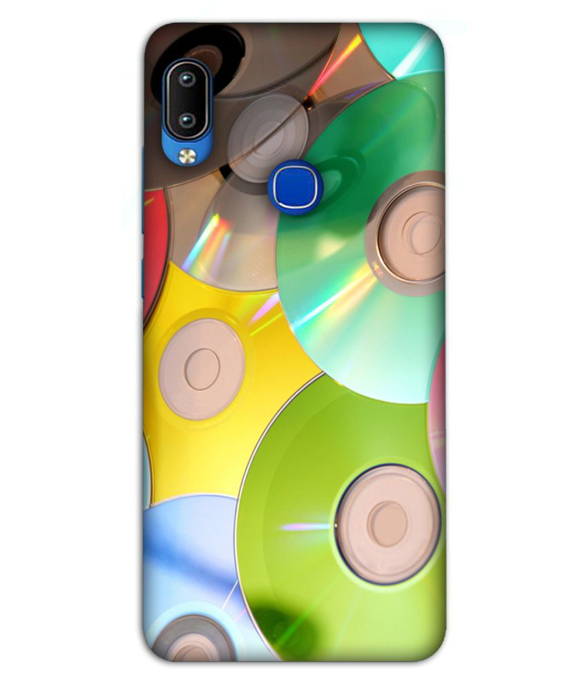 Vivo Y95 Printed Cover By Manharry
