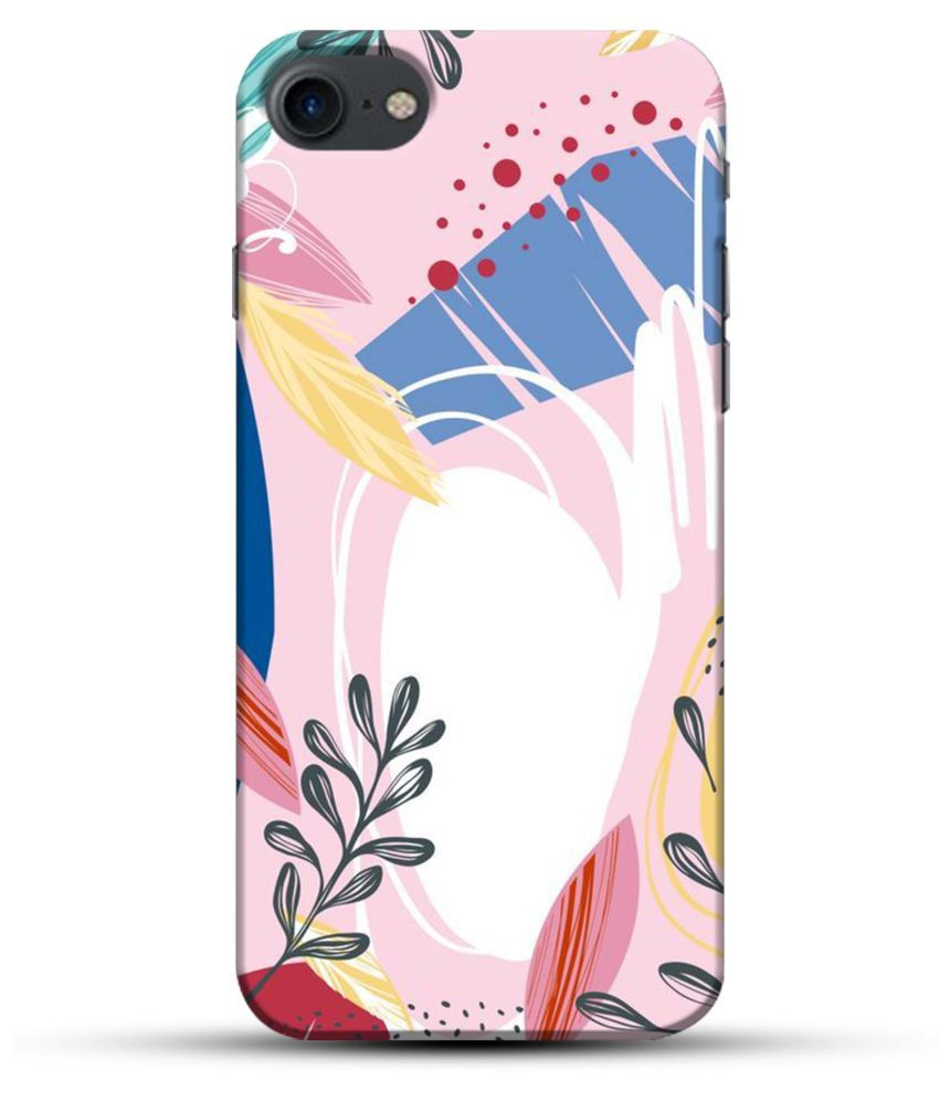 Apple Iphone 7 Printed Cover By PIKKME
