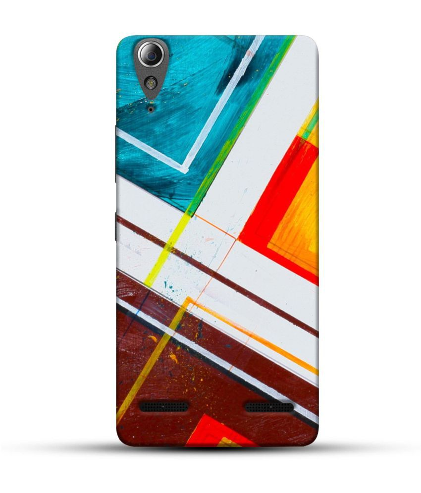 Lenovo A6000 Printed Cover By PIKKME
