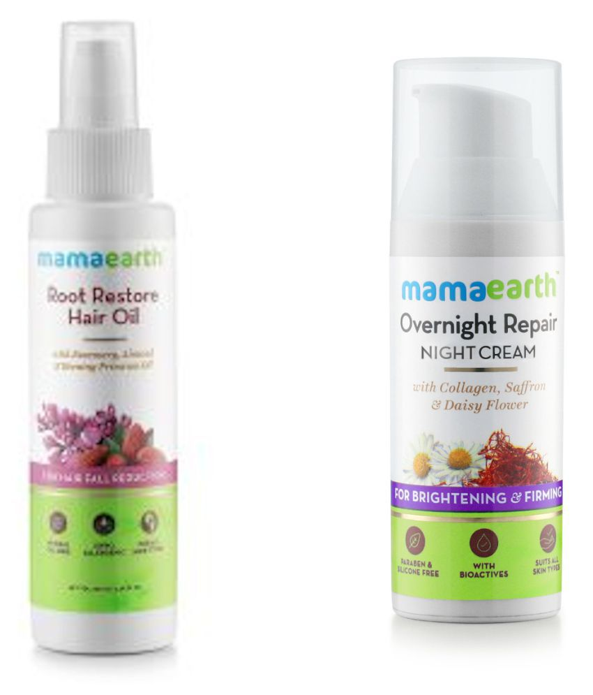 Mamaearth Hair Oil 150 mL Pack of 2