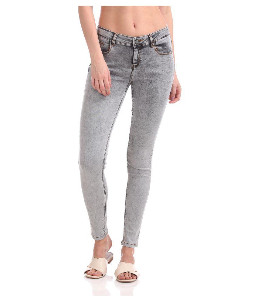 Cherokee Cotton Jeans - Grey